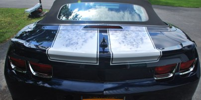 Custom Painted Camaro
