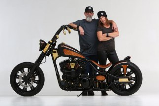 Custom Build by TKCC, photo by Dino Petrocelli