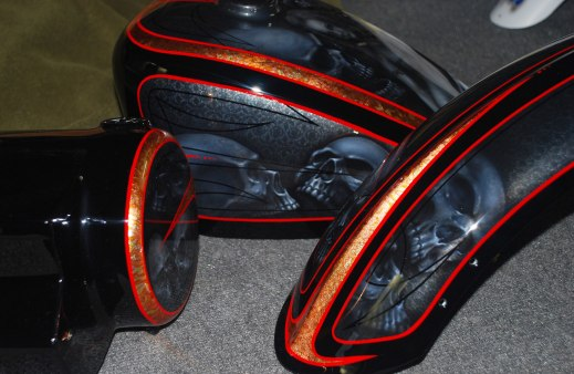 Motorcycle parts,